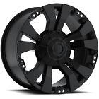 18x9 Black Raceline Rampage 6x135 & 6x5.5 +12 Wheels Open Country MT