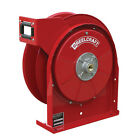 """REELCRAFT 4600 OLP  3/8"""" x 25ft. 500 psi for Air & Water - without Hose"""