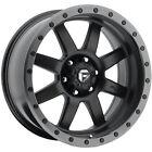 20x9 Black Fuel Trophy 5x4.5 -12 Rims Nitto Dune Grappler LT305/55R20 Tires