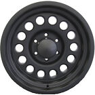 15x8 Black American Eagle 100  5x4.5 -30 Rims Toyo Open Country AT II 265/75/15