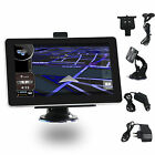 """US Stock 7"""" 4GB Touch Screen Car GPS Navigation FM MP3/MP4 3D US Canada MAPS"""