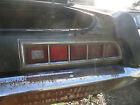 1970 70 71 Ford Torino Ranchero Rear Tail Light Assembly Pair Lens PARTS CAR OEM