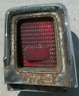 1967  67 Oldsmobile Olds Cutlass 442 Rear Tail Light Assembly Housing Lens OEM