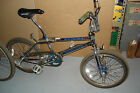 1997 Diamondback Venom Pro Chrome BMX