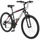 Mountain Bike Bicycle 26 Suspension Frame Full Shimano Mens 18 Speed Bikes