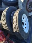 Goodyear Trailer Tire And Rims  5/30-12.