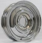 "Smoothie Wheels Chrome Truespoke 16 X 4.5"" -  5 X4.5 & 5 X4.75"" 2 New  Wheels"