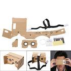 DIY Google Cardboard Virtual Imaging 3D Glasses for iPhone Samsung Mobile Phone