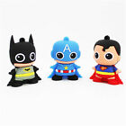 Batman/Superman model USB 2.0 Memory Stick Flash pen Drive 4GB- 32GB GQ501