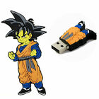 Cool Dragon Ball Goku model USB 2.0 Memory Stick Flash pen Drive 4GB-32GB GP230