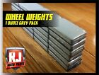 1 OZ. Wheel Weights Stick-On Adhesive Tape 40 Pcs 40 Oz Total Weight
