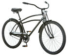 27.5 in Schwinn Men's Cruiser Swindler, Black
