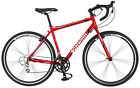 700c Schwinn Men's Cyclocross XC Road Bike Axios, Red