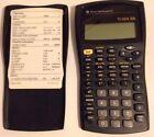 TI-30X IIB Scientific Calculator Working Battery Pre-owned