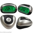 Loud Talking Alarm Clock with Time and Temperature - For Low Vision or Blind