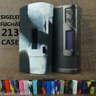 Silicone Sleeve for SIGELEI 213 & FUCHAI 213W TC Protective Skin Case Shield