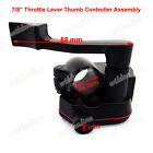 "7/8"" Throttle Lever Thumb Controller Assembly For 50cc 110 125 150 ATV Qaud Bike"