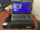 "17"" Asus ROG G75VX 2.9Ghz i7-3920XM 32GB RAM 256GB SSD + 1TB GTX670 3GB Video"
