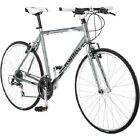 700c Silver 1500 Mens Road Bike Outdoor Riding Cycling Sports 24-Speed