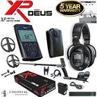 "XP Deus Metal Detector - WS-5 WS5 Wireless Headphones + Remote + 11"" DD Coil"