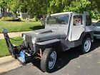 Willys 1948 jeep willys