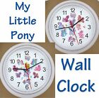 MY LITTLE PONY Tribute Wall Clock MLP Brony Ponies Generation Pretty Magic NEW