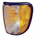 HOLIDAY RAMBLER AMBASSADOR 2000 2001 2002 CORNER SIDE MARKER LAMP RV - LEFT