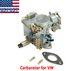 FR Volkswagen VW Single Port Manifold 30/31 PICT-3 Engine Carburetor 113129029A