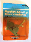 GM HEADLIGHT ADJUSTING SCREW ASSEMBLIES Dorman NOS  CHEVY GMC OLDS