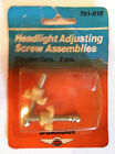 HEADLIGHT ADJUSTING SCREW ASSEMBLIES Dorman NOS  CHRYSLER CORP. mopar