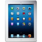 Apple iPad 4th Generation 64GB, Wi-Fi + Cellular (Unlocked), 9.7in - White (Late