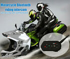 EJEAS E6 Motorcycle Bluetooth Intercom Full duplex talking 1300M