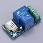 Wifi Relay Switch Module High Power Self-Lock Mode DC 12V For Remote control