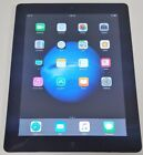 Apple iPad 4 4th Gen - Retina WiFi 16GB Black MD510LL/A + A Grade Tablet A1458