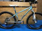 "Gunnar 13.5"" mountain bike SID Race, SRAM X9 1x, Avid, Deity, Easton, Azonic, DX"