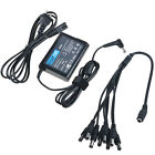 PwrON 8 Ports pigtail 12V 4A DC Power Supply Adapter for CCTV IR Camera LED DVR