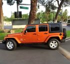 2010 Jeep Wrangler  2010 Jeep Wrangler Sahara Unlimited with only 1,589 original miles!
