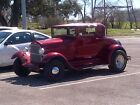 1928 Ford Model A  1928 Model A 5 window coupe
