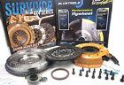 Blusteele Dual Mass Flywheel Clutch Kit for BMW 316 316i E46 1.8Ltr MPFI N42 B18