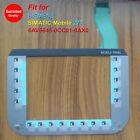 """Membrane Keypad for SIEMENS 6AV6645-0CC01-0AX0 SIMATIC Mobile Panel 277 8"""" Color"""