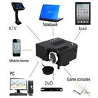 Mini Home Cinema Theater 1080P HD Multimedia USB LED Projector AV TV VGA HDMI !