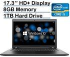 2017 Newest Lenovo 17.3-inch HD+ 1600 x 900 High Performance Premium Laptop PC,