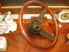 "Jaguar XJS Steering Wheel to fit Airbag Model 1990 - 1996 Deep Dish 3"" New"