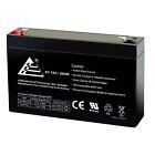 ExpertBattery 6V 7Ah SLA Battery for Kid Trax Avigo Quad KT1042TR / KT1051TR
