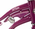 24' Huffy Nel Lusso Girls' Cruiser Bike, Crushed Orchid