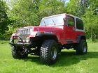 1989 Jeep Wrangler  Jeep Wrangler