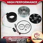 Ac Compressor Clutch Kit for 2006-2011 Honda Civic DX 1.8L I4 GAS SANDEN TRSE07