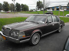 1985 Lincoln Continental  1985 Classic Lincoln Continental Givenchy Barn Find good restoration project