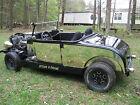 1929 Replica/Kit Makes Roadster XL  CHROME 1929 Roadster XL Replica - Runs Great!