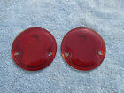 1932 Ford Tail Lamp Lenes
